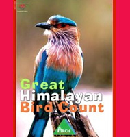 2010 / THE ANNUAL GREAT HIMALAYAN BIRD COUNT–India