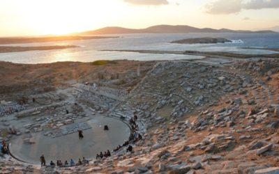 Greek Theatre Hosts Play for Refugees After 2,100 Years