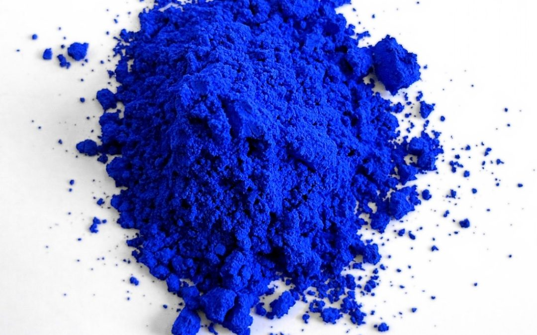 The 6,000-Year History of Blue Pigments in Art