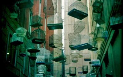'Forgotten Songs' Sound Sculpture