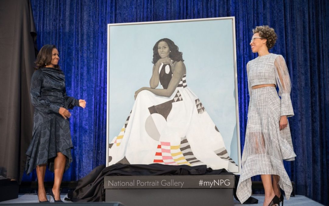Demand Soars for Amy Sherald's Work Following Obama Portrait Reveal
