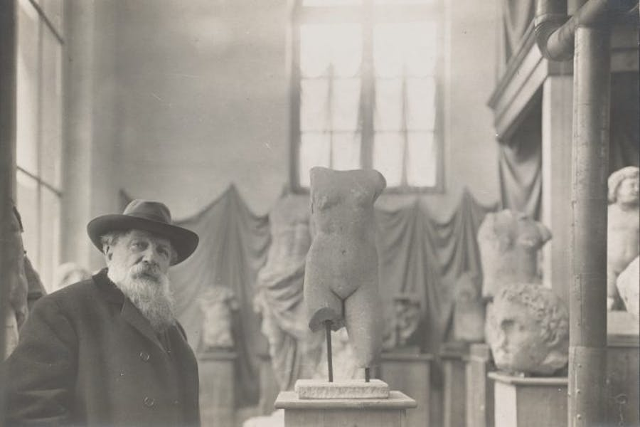 Rodin's complicated relationship with classical art