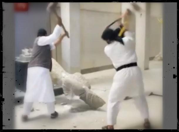 Destroying Art, The Perfect War Crime
