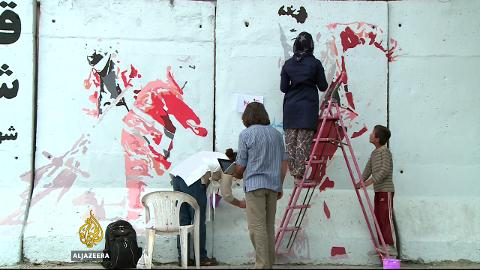 Afghan Street Artists Strive To Beautify Kabul