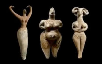 Nina Paley's Animations of Ancient Female Art & her video, You Gotta Believe