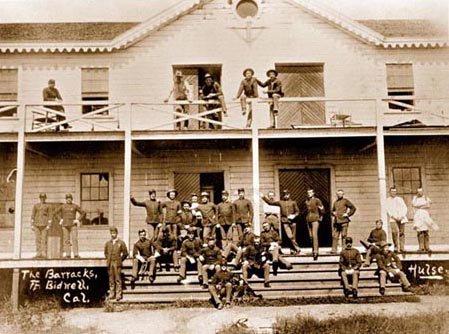 Enlisted barracks_1890